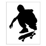 Skate On Small Poster