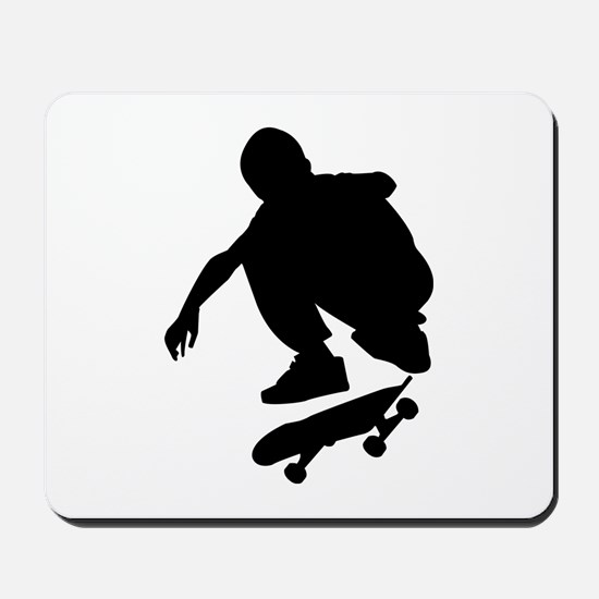 Skate On Mousepad