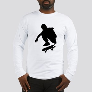 Skate On Long Sleeve T-Shirt