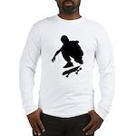 Skate On Long Sleeve T-Shirt