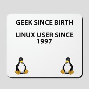 Geek since birth. Linux...1997 Mousepad