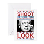 Cheney Shoot Greeting Cards (Pk of 10)
