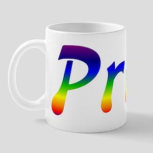 """""""Pride"""" Mug"""