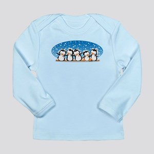 Together (w) Long Sleeve Infant T-Shirt