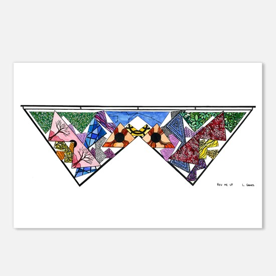 Revolution Kites Postcards (Package of 8)