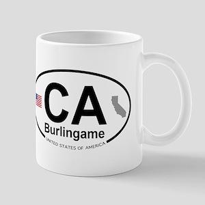 Burlingame Mug