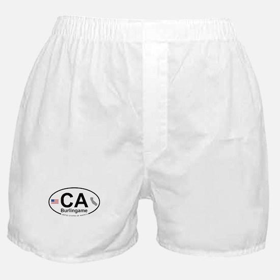 Burlingame Boxer Shorts