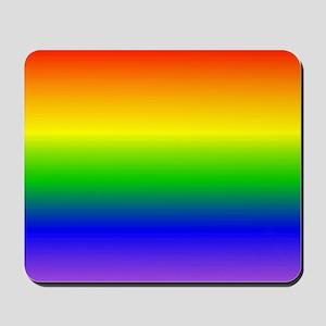 """""""Rainbow Flag"""" Mousepad"""