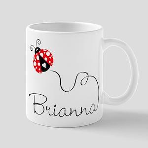 Ladybug Brianna Mug