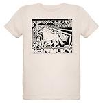 Pop Art Racehorse Organic Kids T-Shirt