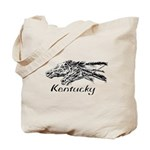 Racing Horses In KY Tote Bag