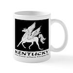 Flying Horse Mug