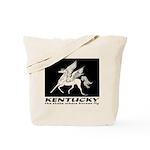 Flying Horse Tote Bag