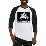 Flying Horse Baseball Jersey