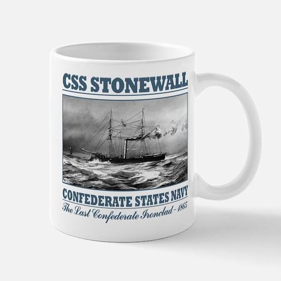 CSS Stonewall Mug