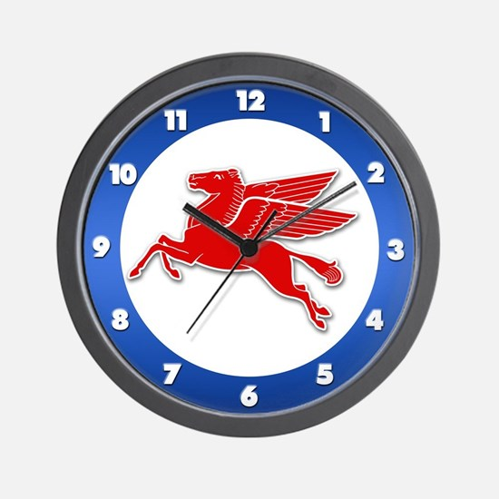 Pegasus Retro Wall Clock