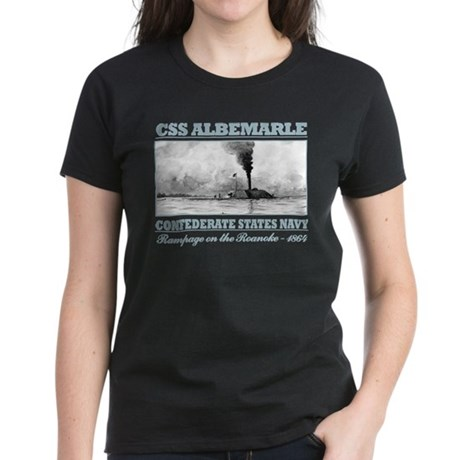 CSS Albemarle Women's Dark T-Shirt