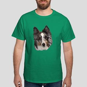 Shetland Sheepdog v2 Dark T-Shirt