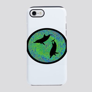 LETS SWIM TOGETHER iPhone 7 Tough Case