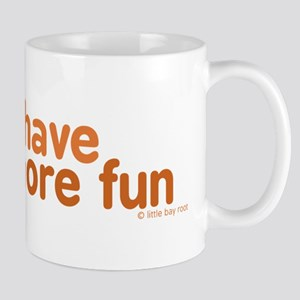 Gingers Have More Fun Mug