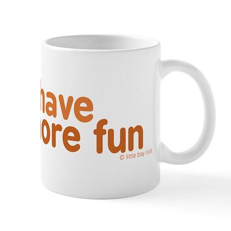 Gingers Have More Fun Mug