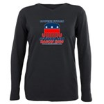 Covfefe Fhtagn Plus Size Long Sleeve Tee