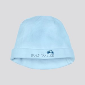 Born to Bike baby hat