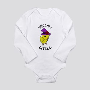 Wiccan Little Long Sleeve Infant Bodysuit