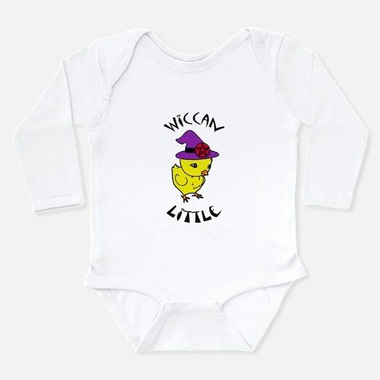 Wiccan Little Onesie Romper Suit