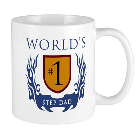 World's Number 1 Step Dad Mug
