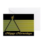 Happy Hornetdays Greeting Card