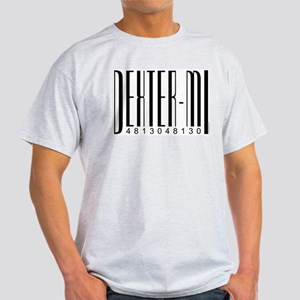 Dexter Bar Code Light T-Shirt