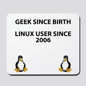 Geek since birth. Linux...2006 Mousepad