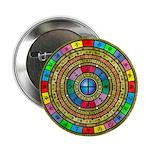 "spiritual boad 2.25"" Button (100 pack)"