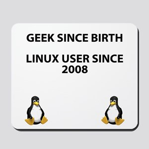 Geek since birth. Linux...2008 Mousepad