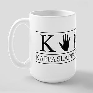 Kappa Slappa Ho (Original) Large Mug