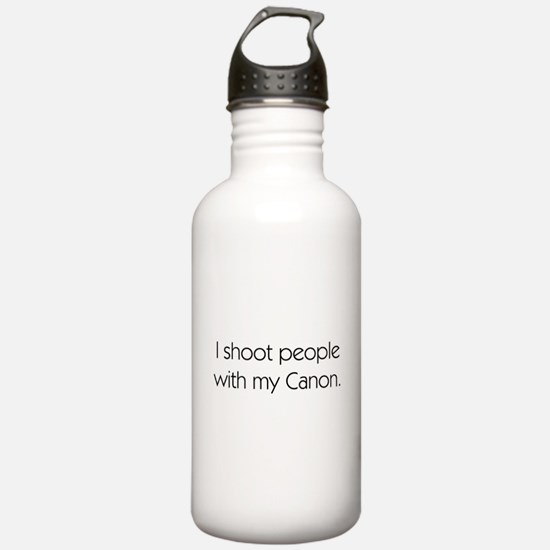 Funny Canon Water Bottle