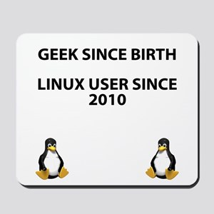 Geek since birth. Linux...2010 Mousepad