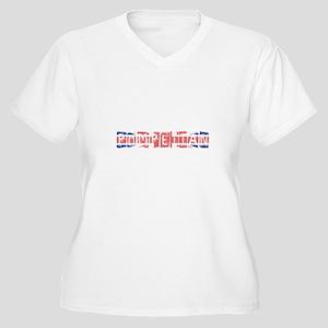 Pompeiian Plus Size T-Shirt