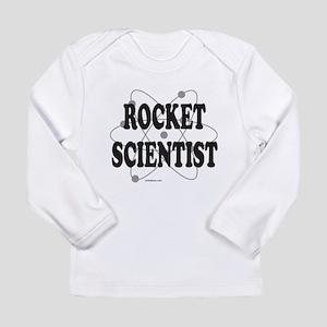 ROCKET SCIENTIST Long Sleeve Infant T-Shirt