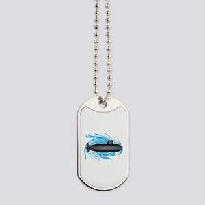 TO NEW DEPTHS Dog Tags