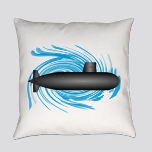 TO NEW DEPTHS Everyday Pillow