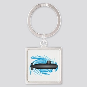 TO NEW DEPTHS Keychains