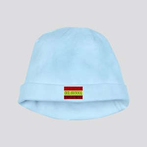 JOB/EMPLOYMENT/CAREER baby hat
