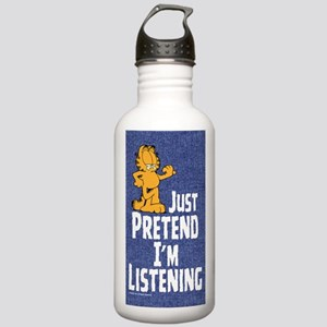 Just Pretend Stainless Water Bottle 1.0L