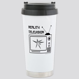 REALITY TV Stainless Steel Travel Mug