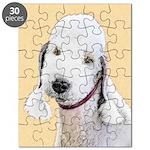 Bedlington Terrier Puzzle