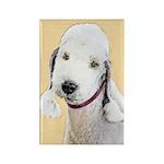 Bedlington Terrier Rectangle Magnet (10 pack)