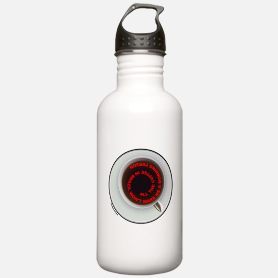 COFFEE/JAVA Water Bottle