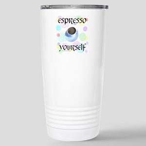 ESPRESSO YOURSELF Stainless Steel Travel Mug